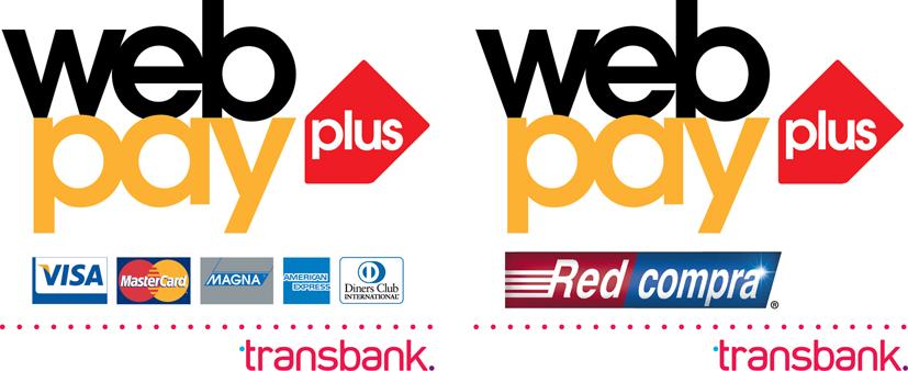 Logo webpay credito redbank